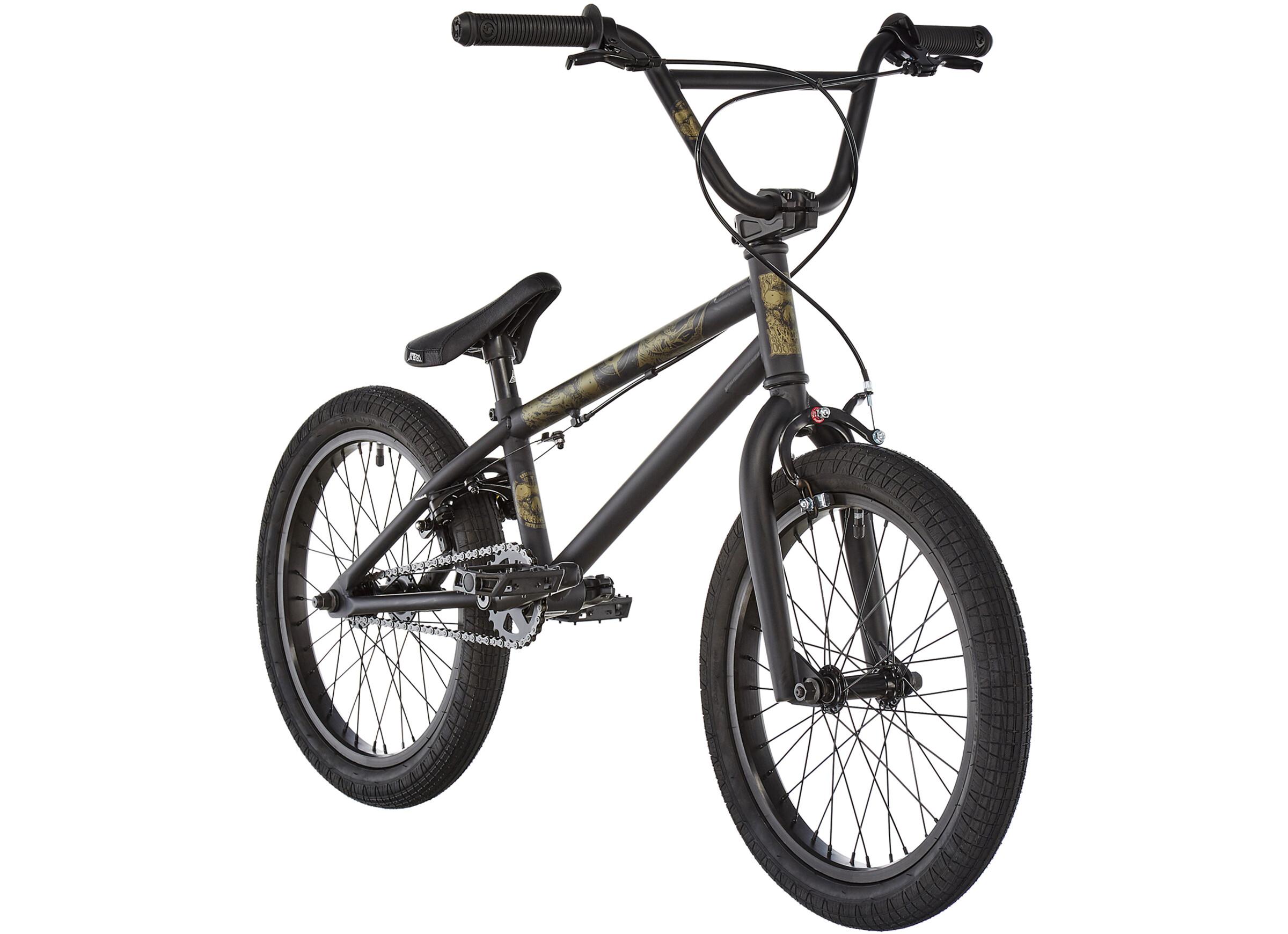 Stereo Bikes Half Stack BMX , musta -uskomattomaan hintaan | Bikester.fi